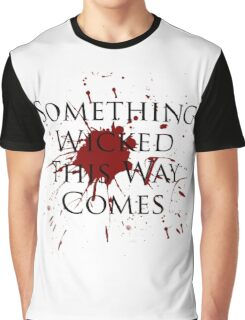 Something Wicked Graphic T-Shirt