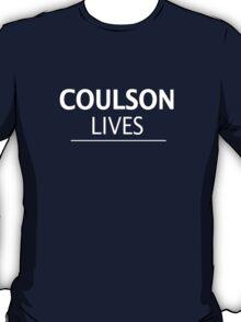 Coulson Lives (Avengers) T-Shirt