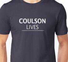 Coulson Lives (Avengers) Unisex T-Shirt
