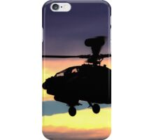 AugustaWestland Apache AH.1 Helicopters iPhone Case/Skin