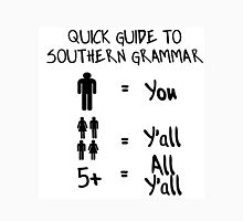 QUICKK GUIDE TO SOUTHERN GRAMMAR Unisex T-Shirt