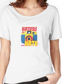 Haters Holga Women's Relaxed Fit T-Shirt