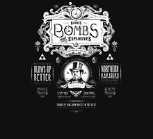 Legend of Zelda Barnes Bombs Vintage Ad T-Shirt