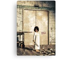 Devil Child Canvas Print