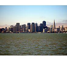 Just San Francisco Photographic Print