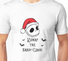 Nightmare Before Christmas - Sandy Claws Unisex T-Shirt