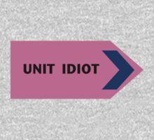 Unit Idiot by WarnerStudio