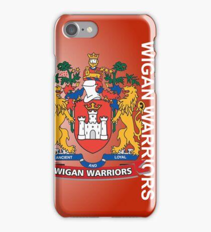 Wigan Warriors PiePhone Cover iPhone Case/Skin