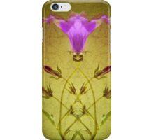 Campanula Crossover iPhone Case/Skin