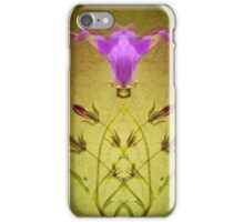 Campanula Crossover iPhone Case/Skin