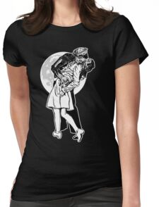 Sailor Zombie VE DAY Womens Fitted T-Shirt