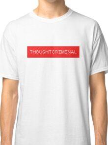 THOUGHTCRIMINAL ?  B Classic T-Shirt
