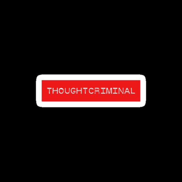 THOUGHTCRIMINAL ?  B by Yago