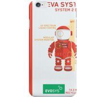 Retro Space Tech iPhone Case/Skin