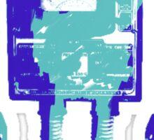 Robot Robot Sticker