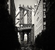 Manhattan Bridge by Photonook