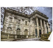 Marble House Side Poster