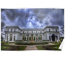 Newport Marble House Poster