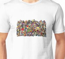 All of Earth's Mightiest Unisex T-Shirt