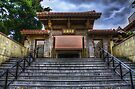 Japanese Shrine by jswolfphoto