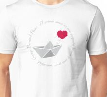 Primer amor / First love Unisex T-Shirt