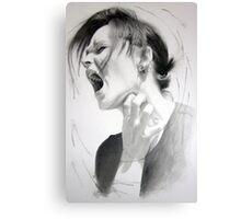 Enter Tragedy Canvas Print