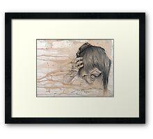 Tribulation Framed Print