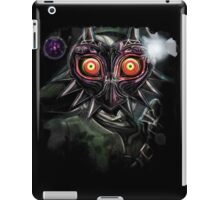 Legend of Zelda Majora's Mask Dark Link iPad Case/Skin