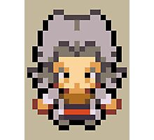 Bertha Overworld Sprite Photographic Print