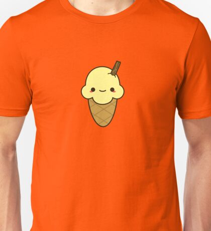 Yummy kawaii ice cream Unisex T-Shirt