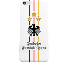 Germany (Deutscher Fussball-Bund) white IPhone Case iPhone Case/Skin