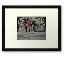 'The Shobdon Arches, Herefordshire' Framed Print