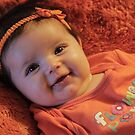 Sweetest Baby Orange by Randy Turnbow