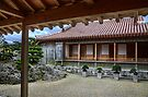 Japanese Courtyard by jswolfphoto