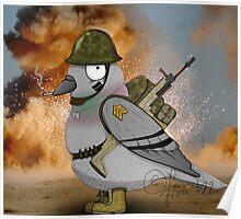 Warbird - literal take. Poster