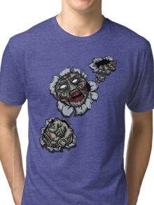 Zombie Escape Tri-blend T-Shirt