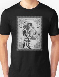 Legend of Zelda Shiek Princess Geek Line Artly  Unisex T-Shirt