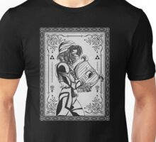 Legend of Zelda Shiek Princess Geek Line Artly  Unisex T-Shirt