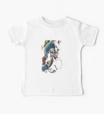 Nausicaa Valley of the Wind Anime Tra Digital Painting  Baby Tee
