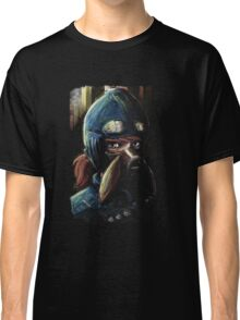 Nausicaa Valley of the Wind Anime Tra Digital Painting  Classic T-Shirt