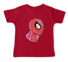 The Amazing Spider-Bust Baby Tee