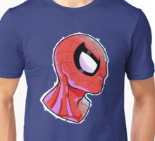 The Amazing Spider-Bust Unisex T-Shirt