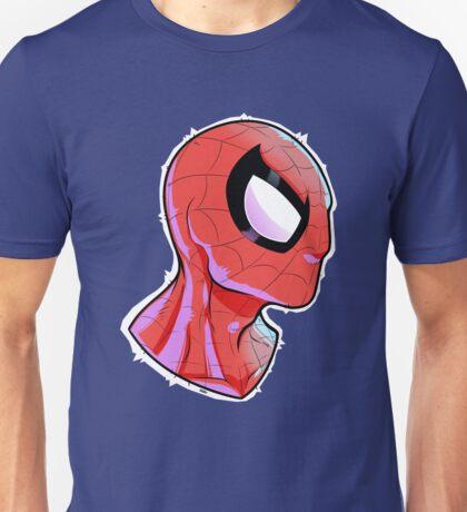 The Amazing Spider-Bust Unisex T-Shirt