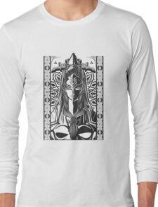 Legend of Zelda Midna Twilight Princess Geek Line Artly  Long Sleeve T-Shirt