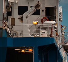 Multipurpose DP2 Cable Installation vessel by Moonlake