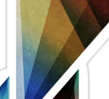 Triangularity  Poster  Sticker