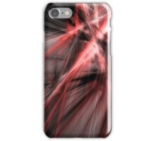 Black Fractal iPhone Case/Skin
