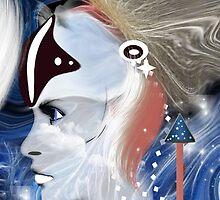 Angel of God Shield by ArtChances
