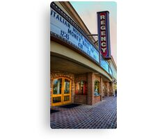 San Juan Theater Canvas Print