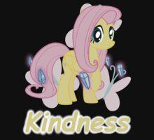 Fluttershy - Kindness by Celestiya